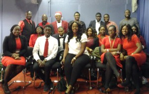 Worship Team @ Christmas