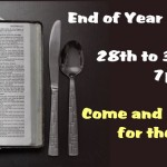 End of Year Prayer & Fasting