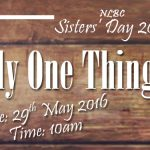 Invitation To Sisters' Day 2016