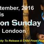 18th September is Compassion Sunday @ NLBC London
