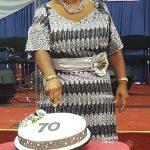 Pastor Lena Murray Turns 70