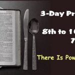 Quarterly Prayer & Fasting