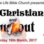 Seminar: The Christian and Burnout
