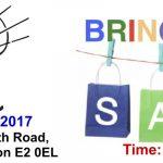 Bring & Buy Sale #2