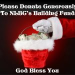 Please Donate To NLBC's Building Fund