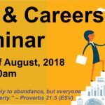 Business & Careers Seminar 2018
