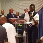 Pictures From A Special Men's Day Service